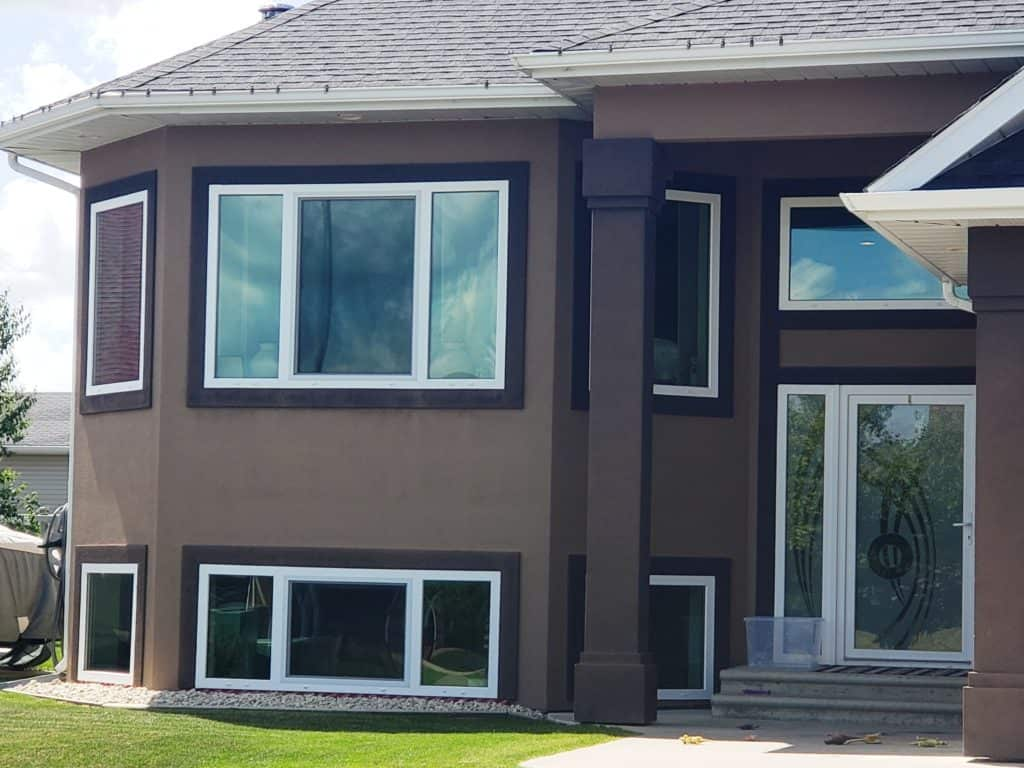 European Windows, Premium Grade A Quality, Energy & Cost Efficient, 200 Glazing and 60 Color Options for the US and Canada