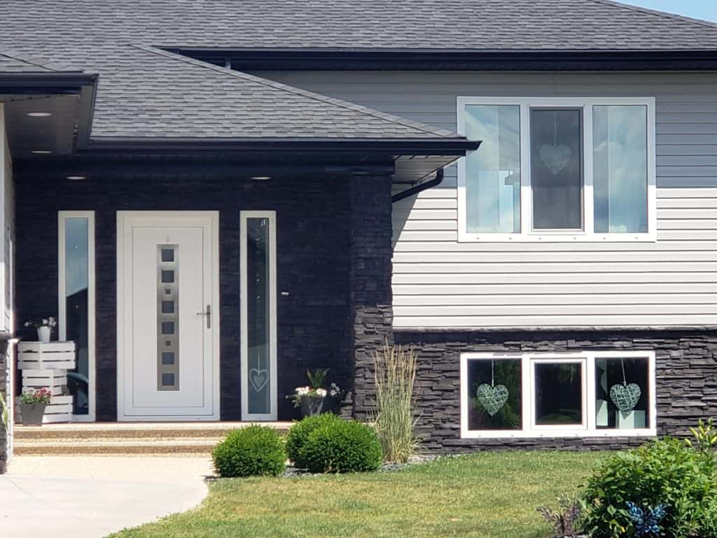 Euro Windows, Innovative Design, Premium Quality, Energy Efficient, The Best Options to Add Value to a House, 200 Glass and 60 Color Options