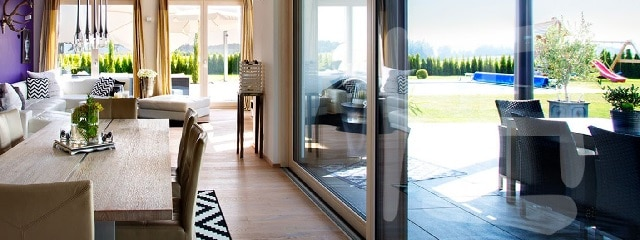 Friendly Prices for the Best Lift and Slide Doors, Smooth Sliding System, Great Patio Option, Large Glass Panels, 200 Glass and 60 Color Options